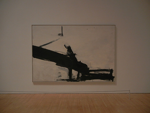 DSCN0456 _ Monitor, 1956, Franz Kline, MOCA, LA, October 2014
