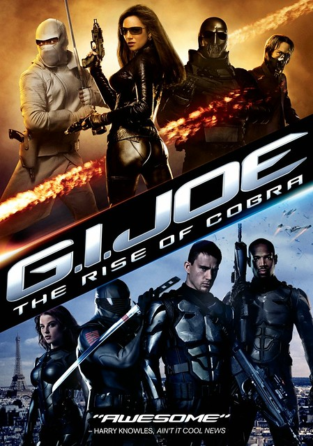 (2009) G.I.Joe The Rise of Cobra