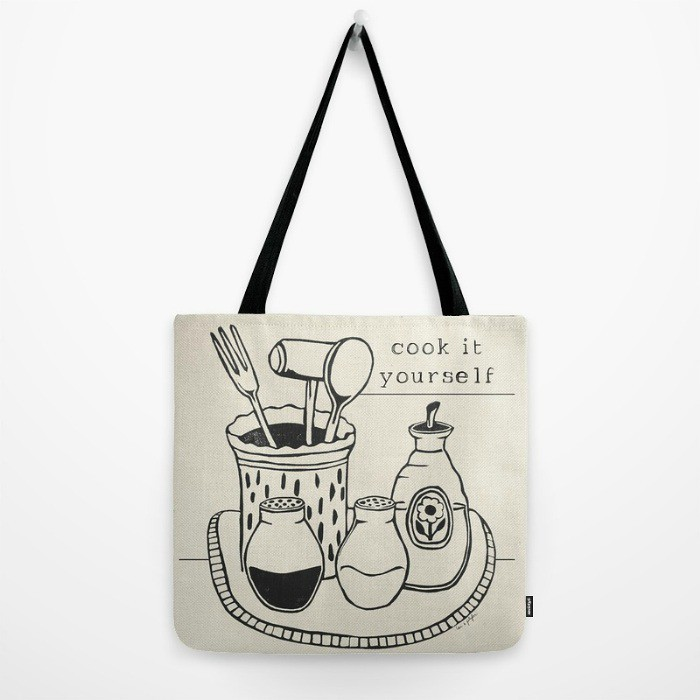 Cook It Yourself Tote $5 Off & Free Shipping!