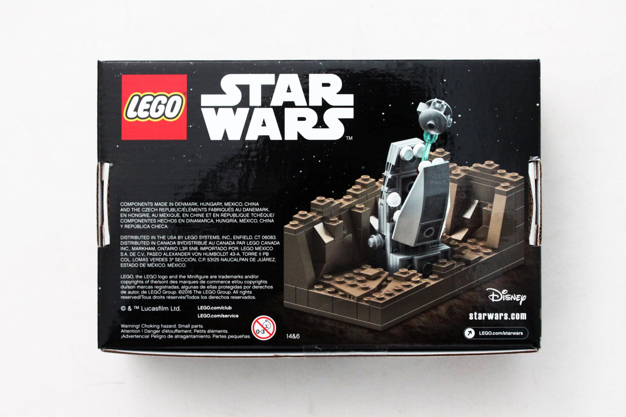 lego star wars advent calendar 2017 instructions