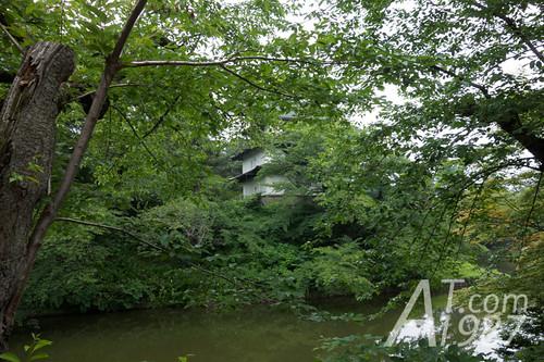 Hirosaki Park - Tatsumi Turret