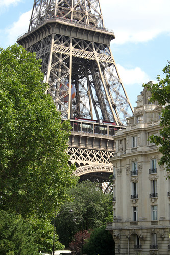 Eiffeltower Peeking