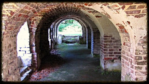 Hampton-plantation basement