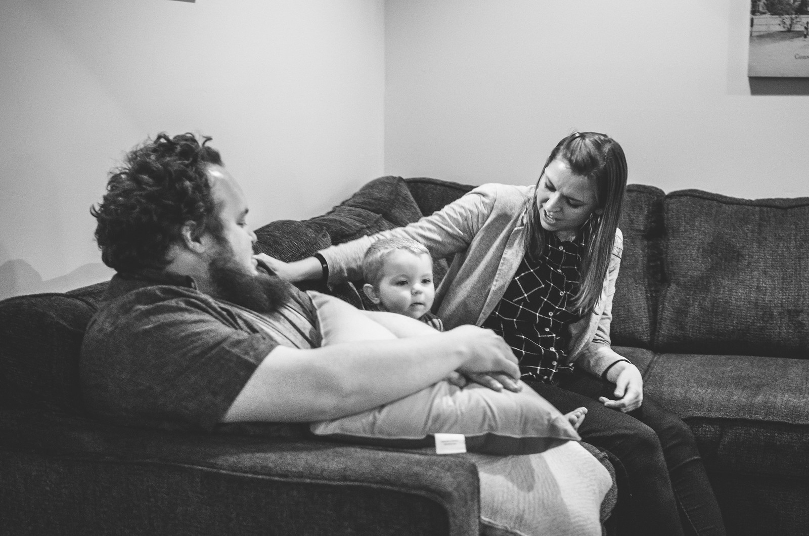 Adam, Ezra, and Adam