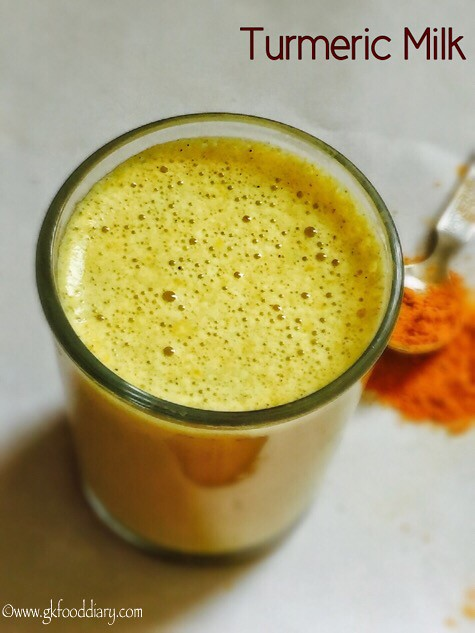Turmeric Milk Recipe for Toddlers and Kids2