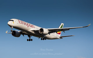 "F-WZGM // ET-ATQ Ethiopian Airlines Airbus A350-941 - cn 040 ""Simien Mountains"""