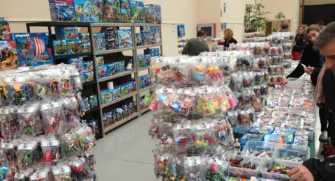 Mercadillo Playmobil