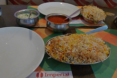 Bangalore - Imperial biryani