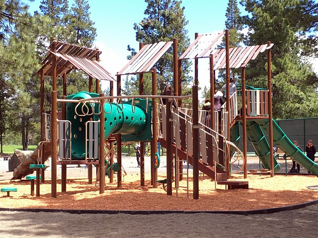 Oregon Playgrounds