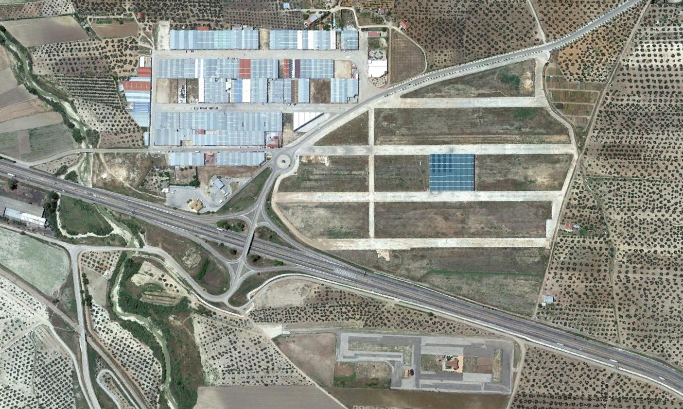 marmolejo, jaén, metamorfejo, después, urbanismo, planeamiento, urbano, desastre, urbanístico, construcción, rotondas, carretera