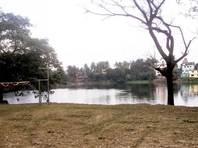 सबसे पुराना तालाब सेनदिघी