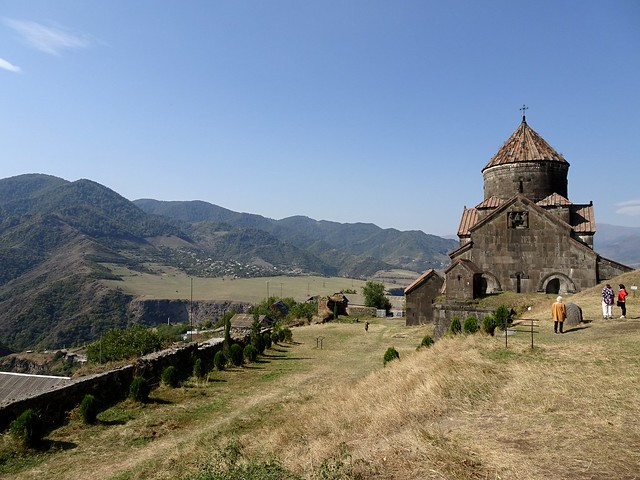 Haghpat monastery complex