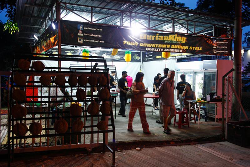 Durian King TTDI Pudu
