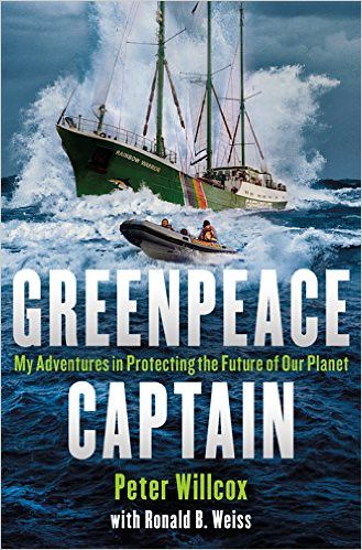 Photo of Greenpeace Captain Book Cover