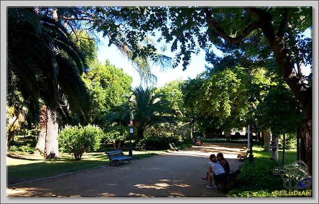 Jardines de Pedralbes. Barcelona (7)