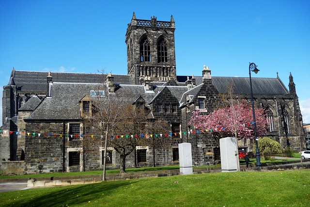Paisley Abbey from South