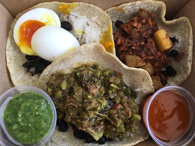 Assorted tacos - Tacos Cala
