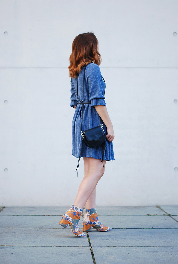 Asos-Denim-Dress-Statement-Earrings-7