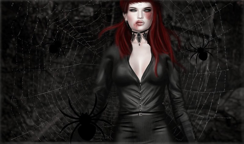 your friendly neighborhood spiderwoman...
