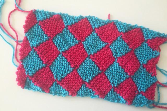 Yarn Bomb WIP