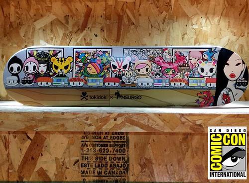 Kaiten-Sushi-Skate-Deck
