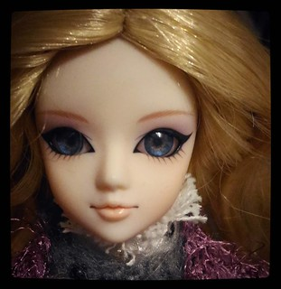 Plenty of hearts were conquered by #JDoll Rambra eyes, for #365days project, 191/365