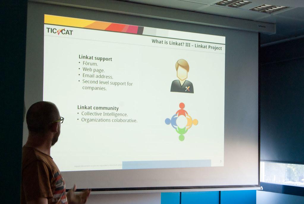 Celebració 10 anys de Linkat