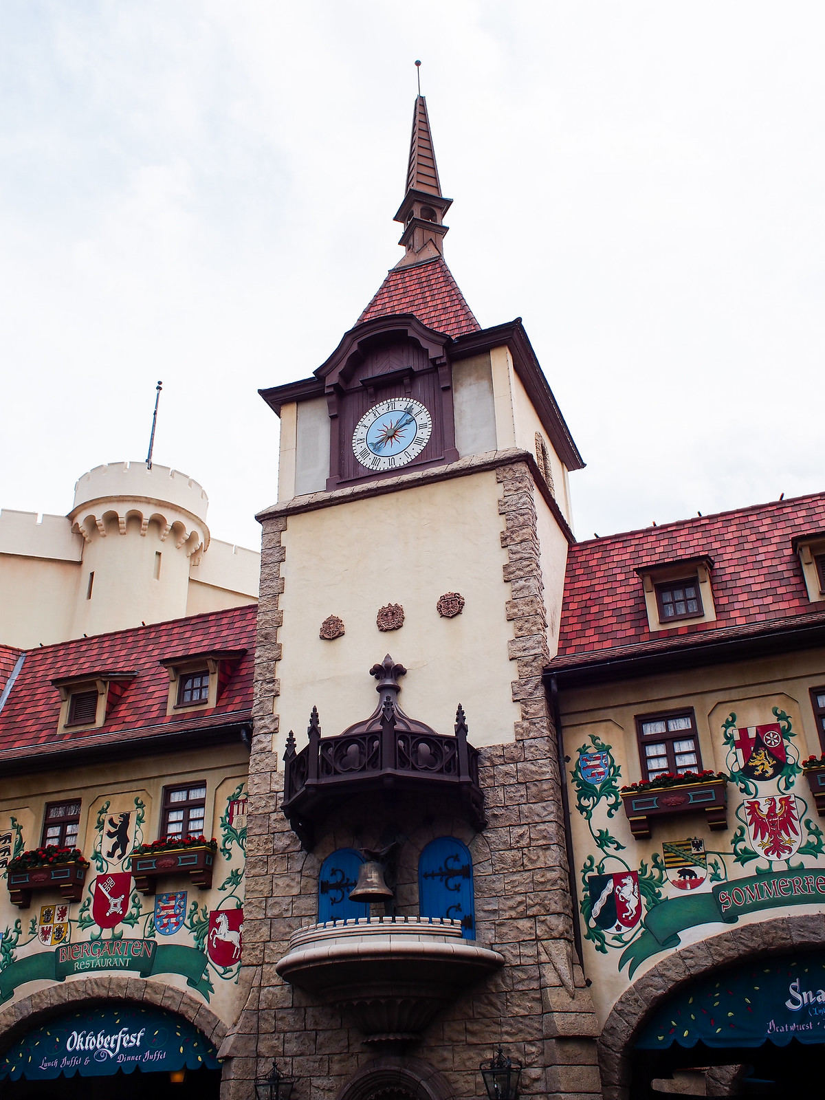 Germany in Epcot