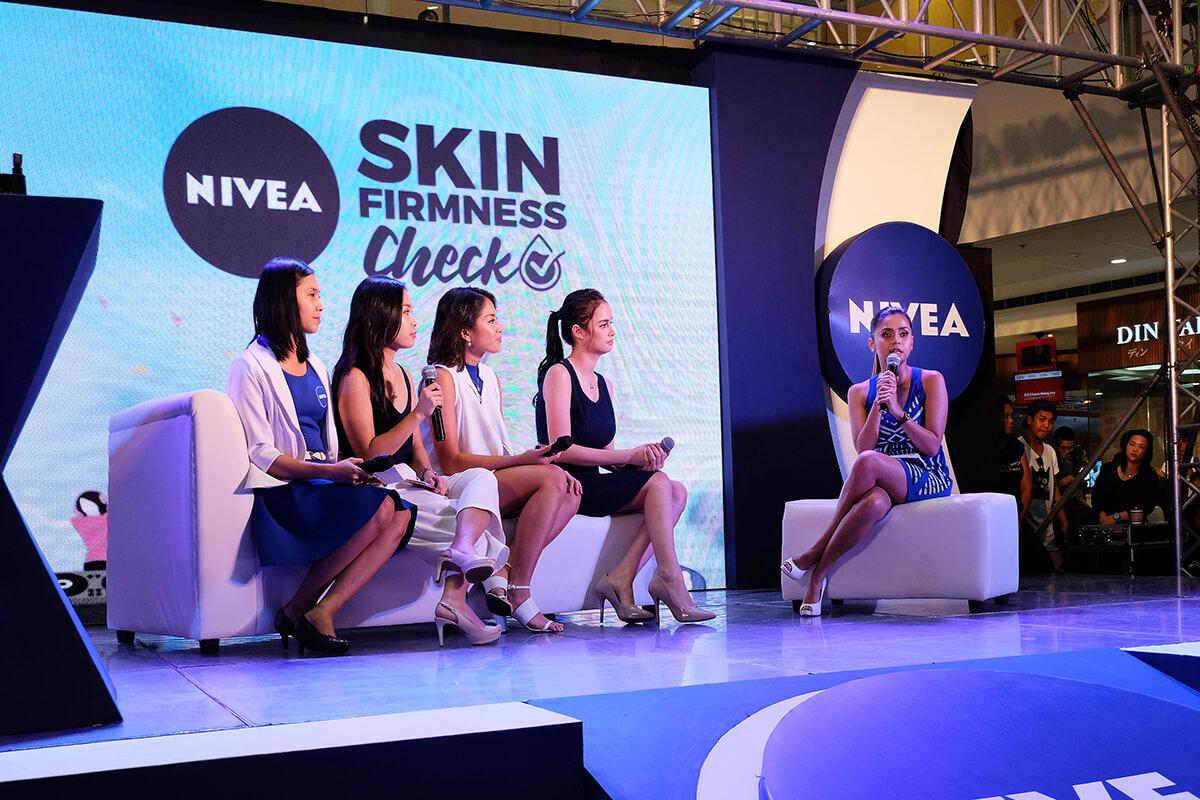 NIVEA Skin Firmness Habit Check