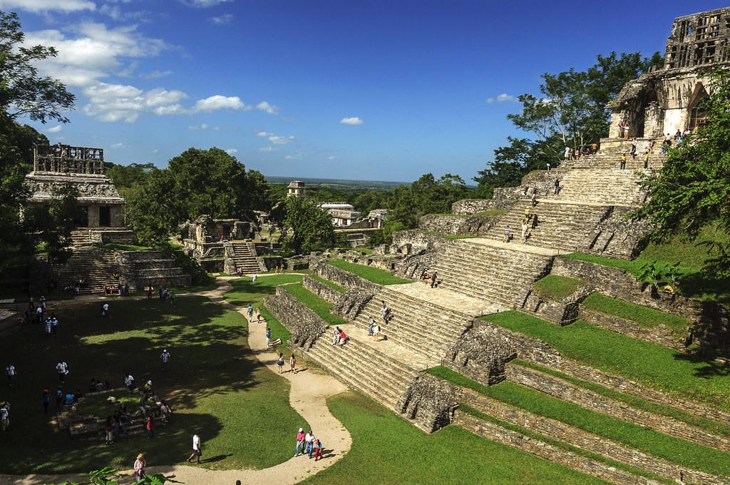 Palenque , Mexico