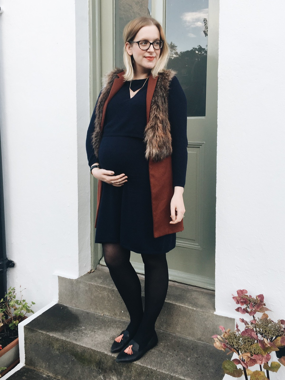 33 weeks pregnant blog post