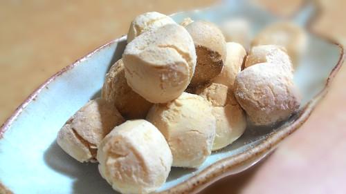 thai mini cookies