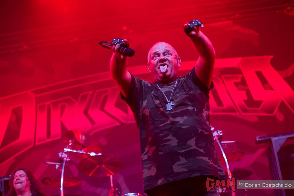 Dirkschneider @ Graspop Metal Meeting 2016. Foto door Dorien Goetschalckx