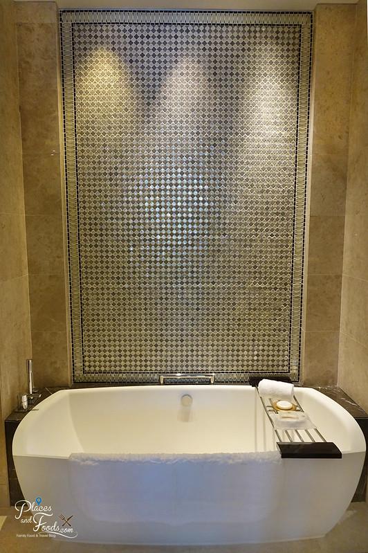 st regis langkawi st regis suite bathtub