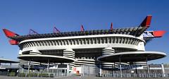 Стадион Джузеппе Меацца (Санн-Сиро). San Siro