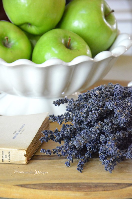 Apples and lavender - Housepitality Designs