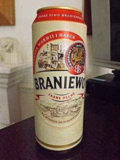Browar Braniewski, Braniewo Jasne Pełne, Poland