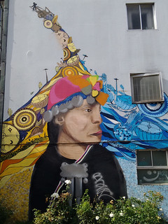 Street Art in Valdivia, Los Ríos, Chile