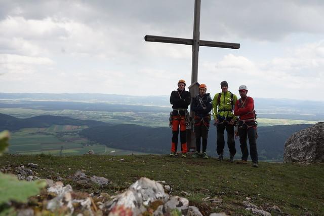 Hohe Wand Auf Wildenauers Spuren 220m (7-)