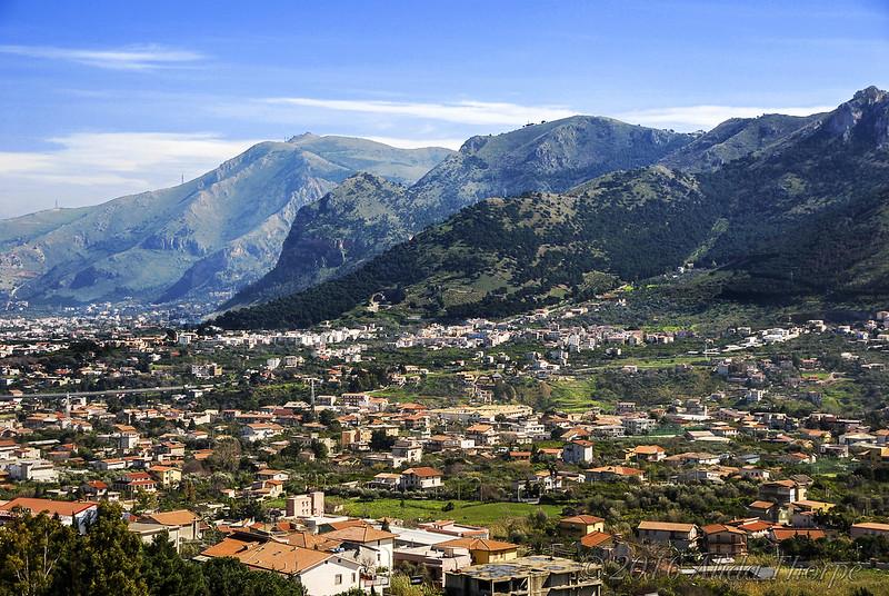 Mountainous Sicily