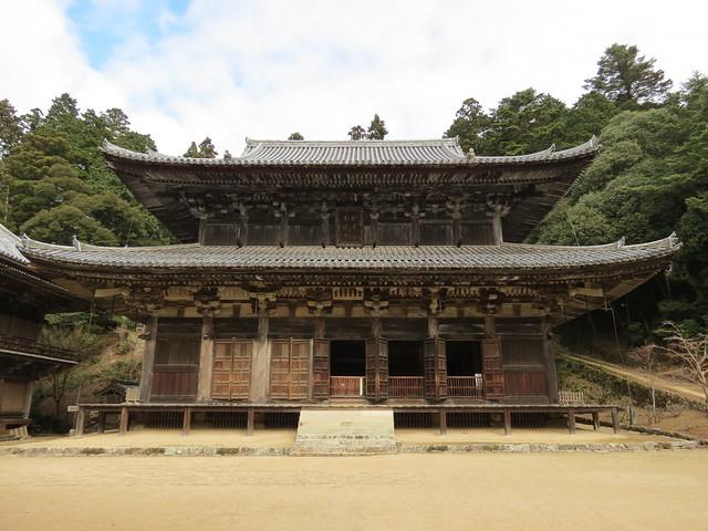 Mount Shosha - Engyoji Temple