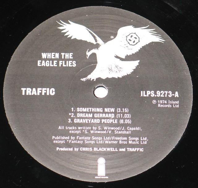 Traffic When the Eagle Flies 7520