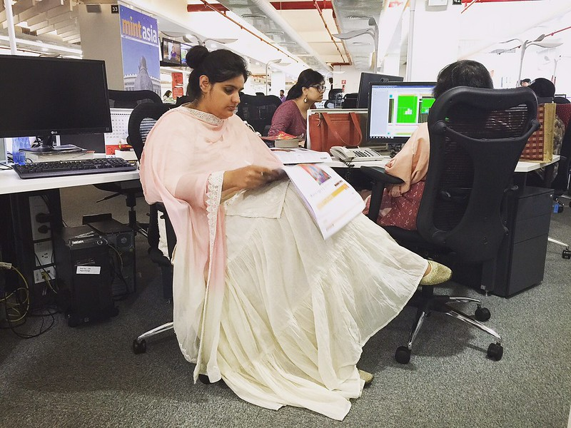 When The Mughal Princess Tries A Day Job