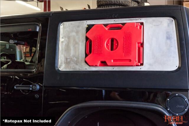 Rebel Off Road 2 Door Jeep Jk Blackout Kit Ver 2 0 Now