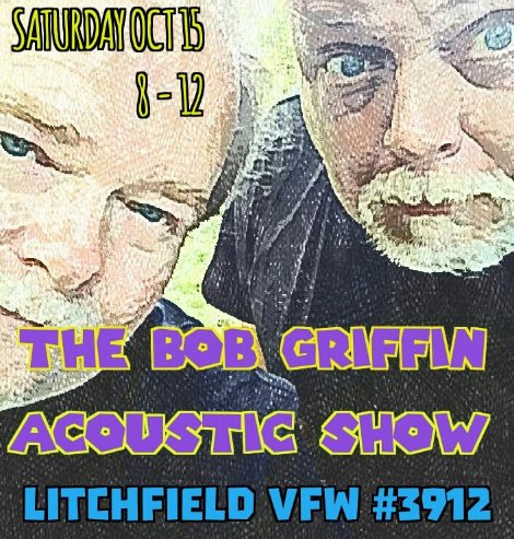 Bob Griffin 10-15-16