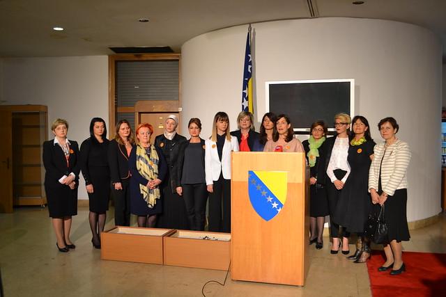 """Konferencija """"Ravnopravno učešće ZA žene"""""""