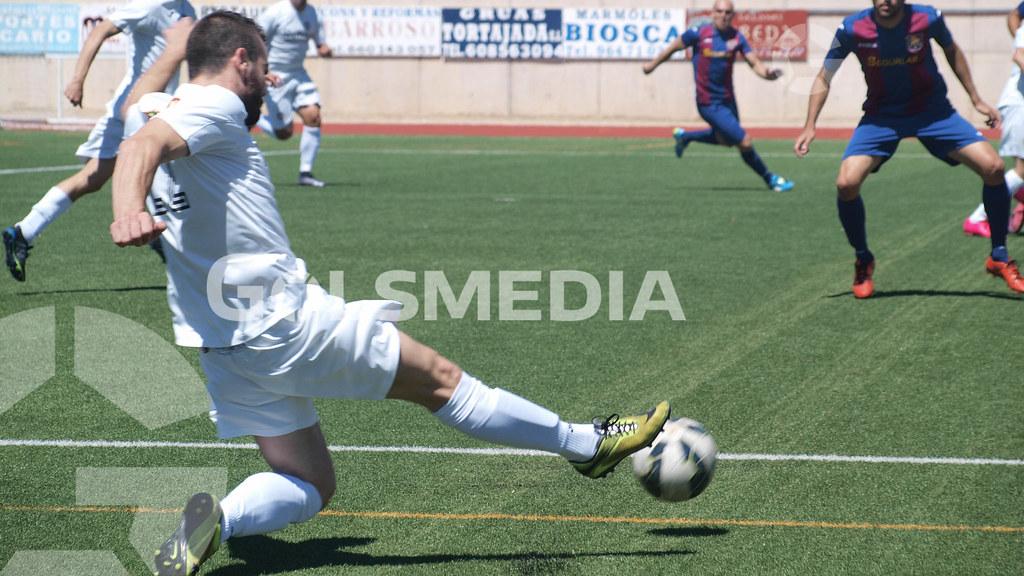 Promoción a 3ª (Ronda final). CD Segorbe 0-0 CD Almoradí (19/06/2016), Jorge Sastriques
