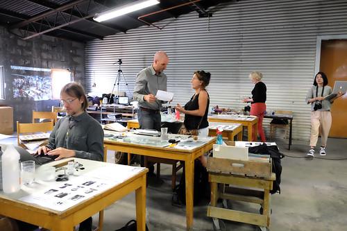 Konstnärernas arbetsbord