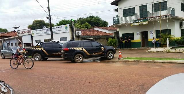 Saiba quem são os alvos da operação Lesson, deflagrada hoje pela Polícia Federal no Pará