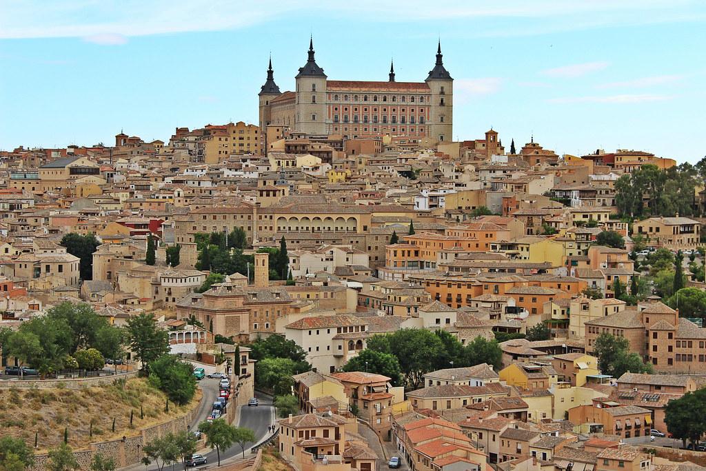 El Alcazar de Toledo